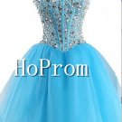 Elegant Strapless Homecoming Dresses,A-Line Prom