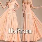 Off Shoulder Prom Dress,A-Line Prom Dresses