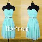 Short Mini Prom Dress,Mint Green Prom Dresses