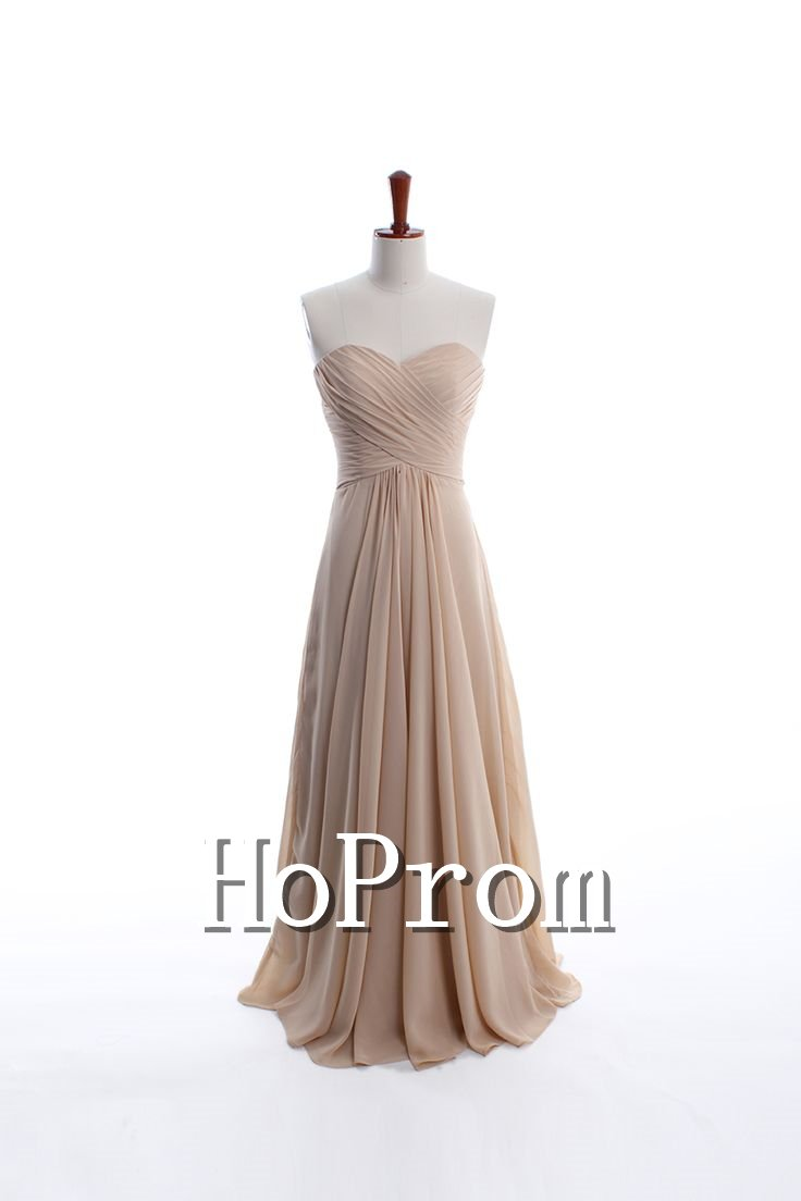 Simple Chiffon Prom Dresses,A-Line Prom Dress