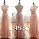 A-Line Prom Dresses,Chiffon Prom Dress