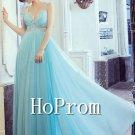 Spaghetti Straps Prom Dresses,Beading Prom Dress