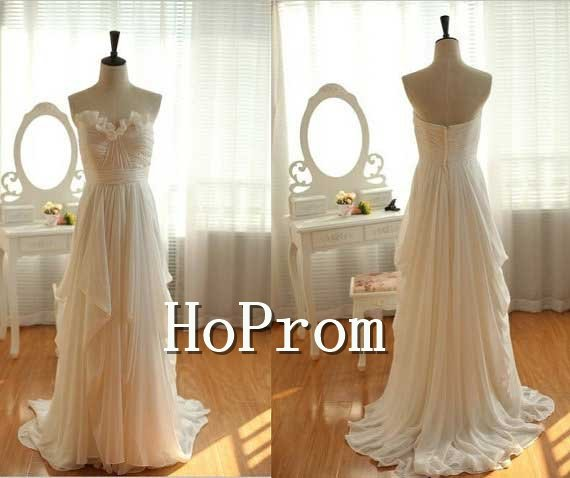 Chiffon Prom Dresses,A-Line Prom Dress