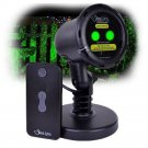 BlissLights Outdoor/Indoor Spright Firefly Motion Green Laser Light - Transform