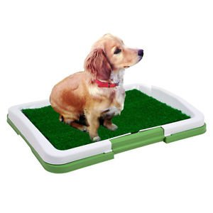 Potty Trainer Puppy Potty Pad Pets Dogs Puppy Home