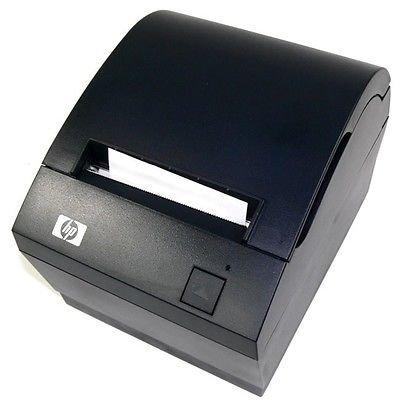 HP Dual Thermal Receipt Monochrome Printer Serial/PoweredUSB