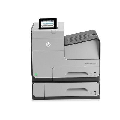 HP OfficeJet Enterprise X555xh InkJet Color Printer Duplex USB 2.0 Ethernet C2S1
