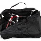 Smart Pocket Design Pocket Bike Bag, Black