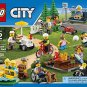 City People Pack Building Kit (157 Piece) LEGO City Town 60134 Fun in the park