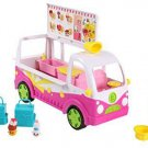 Shopkins S3 Scoops Ice Cream Truck Toy Girls Kids New
