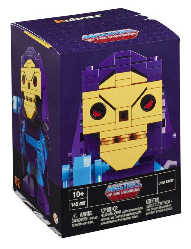 Kubros Masters of the Universe Skeletor Toys  Building Sets & Blocks
