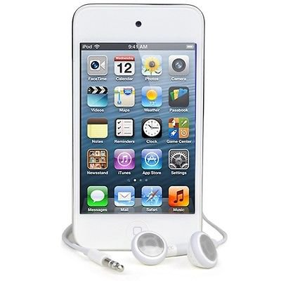 Apple iPod touch 4th Generation 8GB Wi-Fi Digital Music/Video Player w/3.5 LCD