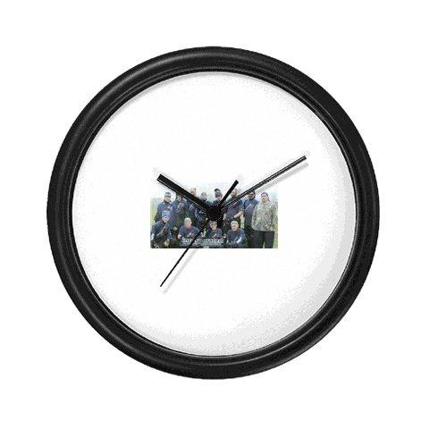 Wolfpack Clock