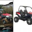 CFMoto CF800 ZForce 800 EX 4X4 ATV / UTV Service Repair Manual CD - CF Moto Z8