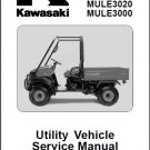 2001-2007 Kawasaki MULE 3010 3020 3000 UTV Service Repair Workshop Manual CD