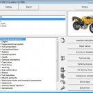 2006-2013 BMW F800S / F800ST RepROM Service Manual CD - Multilingual