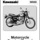 2011-2016 Kawasaki W800 Service Repair Workshop Manual CD .... W 800