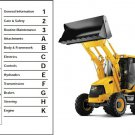 JCB 3CX 4CX 214e 214 215 217 Backhoe Loader Service Repair Manual CD 214S 215S
