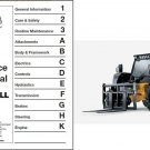 JCB Loadall 520-50 525-50 525S Loader Service Repair Workshop Manual CD