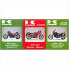 Kawasaki ZL900 ZL1000 Eliminator GPz900R Service Repair Manual CD .. ZL 900 1000