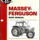 Massey Ferguson MF 362 365 375 383 390 390T 398 Tractor Service Repair Manual CD
