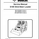 Bobcat S185 Skid Steer Loader Service Repair Workshop Manual CD - S 185