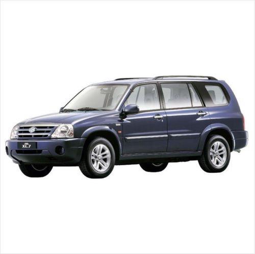 2001-2002-2003-2004-2005-2006 Suzuki Grand Vitara XL-7 Service Manual on a CD