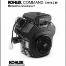 Kohler Command CH18-745 Models Service Repair Manual CD - CH20 CH22 CH23 CH25 CH26