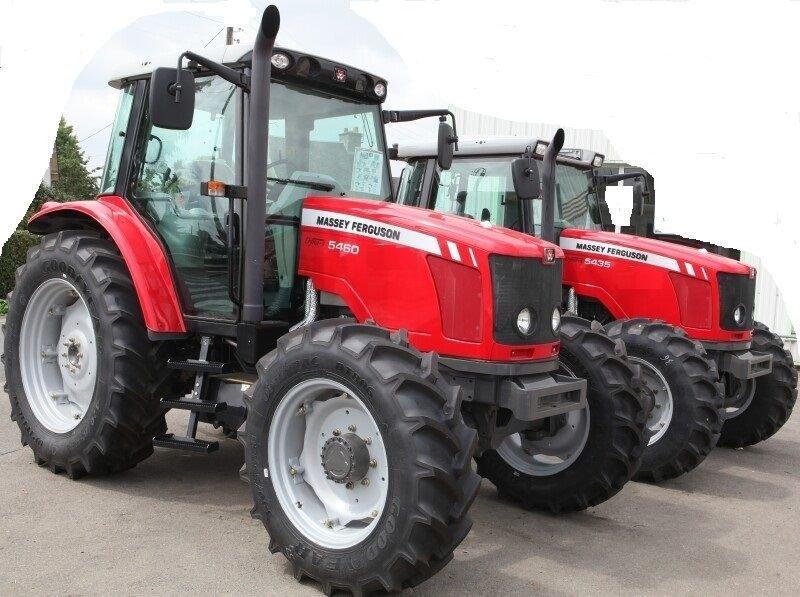 Massey Ferguson MF 5425 5435 5445 5445 5460 5465 5470 Tractor Service Manual CD