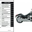 06-09 Suzuki VZR1800 Intruder M1800R / Boulevard M109R Service Repair Manual CD