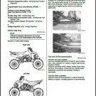 2009-2012 Suzuki LT-Z400 QuadSport Service Repair Manual on a CD