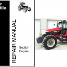Buhler Versatile 2145 2160 2180 2210 Tractor Service Repair Manual CD