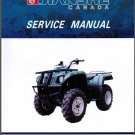 Jianshe JS400 Mountain Lion ATV Service Repair Workshop Manual CD -- JS 400