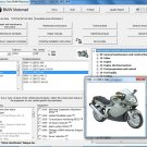 2004-2005-2006-2007-2008 BMW K1200S (K40) Motorrad RepROM Service Manual DVD