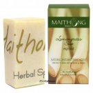 100 g. Maithong Natural Herbal Soap Bar Face And Body Wash Lemongrass Herbal Soap