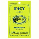 Facy 2 in 1 Cold Scrub Mud Exfoliating Mask Green Seaweed Vitamin C Whitening