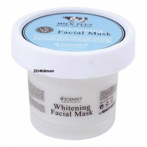 100 g. Beauty Buffet Scentio Milk Plus Whitening Q10 Facial Mask