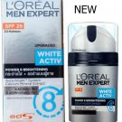 50 ml. L'Oreal Men Expert White Activ Powder Brightening Mineral Extract SPF26