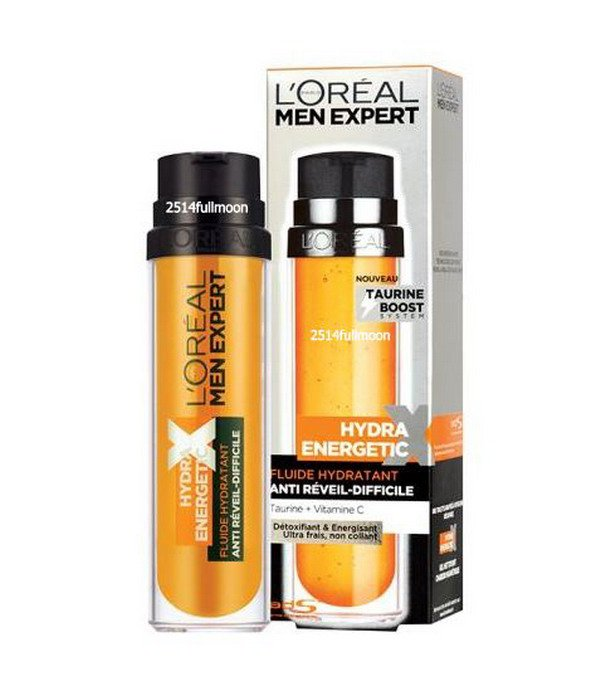 50 ml. Loreal Men Expert Hydra Energetic Turbo Booster