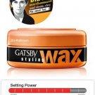 75 g. GATSBY Hair Styling Wax Tough & Shine
