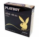 49 mm. Playboy Match Smooth Condom Small Size with Lubricated and Sensitivity