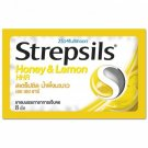 3 Packs STREPSIL HONEY LEMON Lozenges For The Relief Of SORE THROATS