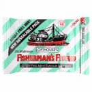 250 g. (25 g. x 10 Packs) Fisherman's Friend Lozenges MINT SUGAR FREE