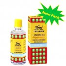 28 ml. Tiger Balm Liniment Oil Herbal Pain Relief Thai Original Massage Arthritis