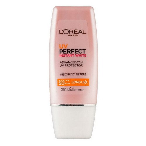 30 ml. L�Oreal UV Perfect Instant White SPF 50 PA+++