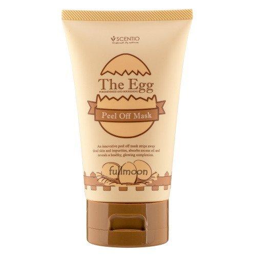 100 g. SCENTIO Beauty Buffet The Egg Peel Off Mask Nourishing & Pore Minimize