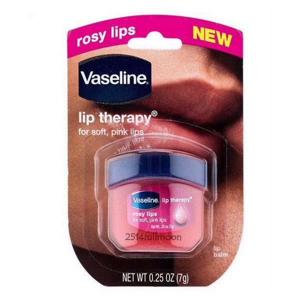 7 g.Vaseline Lip Therapy Rosy Lips