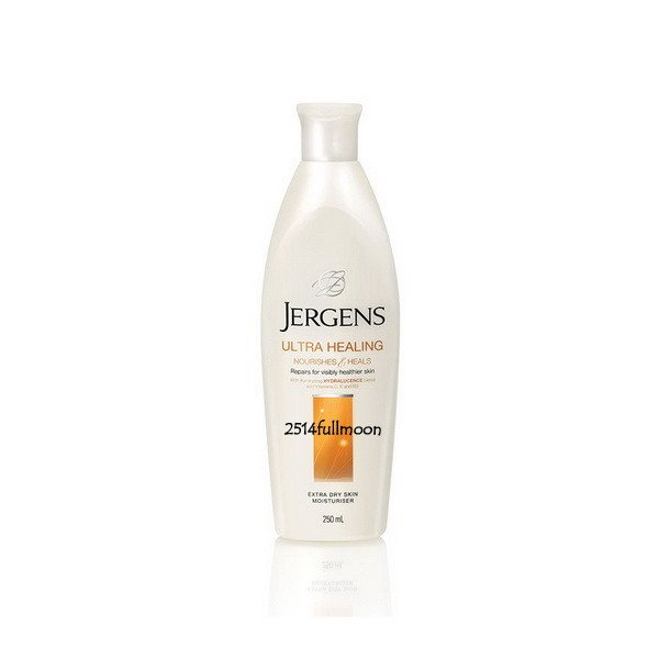 250 ml. Jergens Multi Body Ultra Healing Nourishes & Heals Moisturiser
