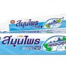 100 g. Twin Lotus Toothpaste Herbal Fresh & Cool Herbal - Organic