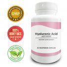 Pure Science Hyaluronic Acid and MSM 520mg - Improves Joint & Muscle Health